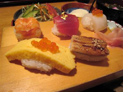 へそ寿司SET