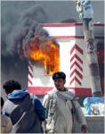 Afghans Riot