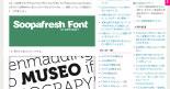 いまどきのロゴデザインに使えそうなフォント30選 - IDEA*IDEA ~ 百式管理人のライフハックブログ