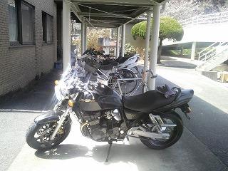 気分転換バイク