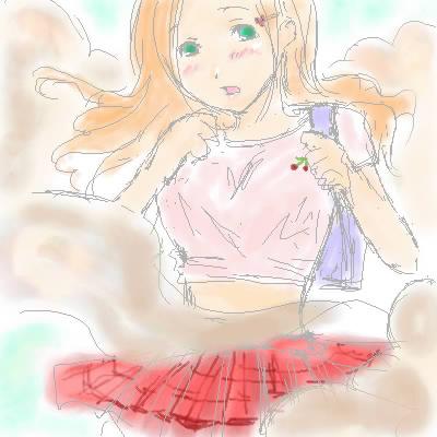 日向さんの作品・SCHOOL GIRL