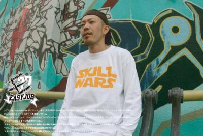 SKILL WARS ロンT