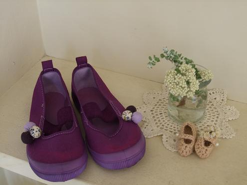 0906 紫靴