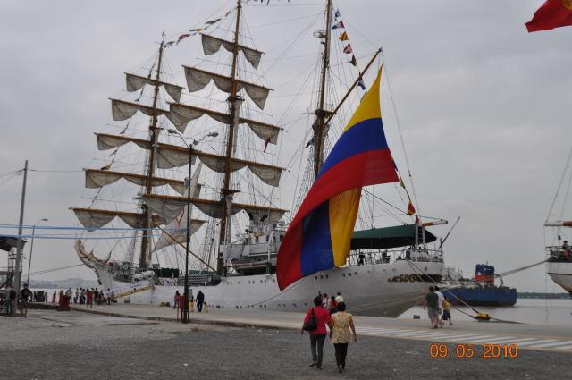 コロンビアの「グローリア」