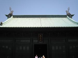 湯島聖堂門blog04