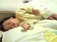 姫の寝姿♪
