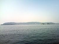 門川で磯釣り♪090510