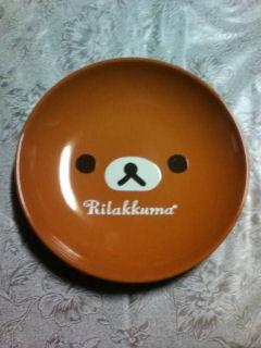 ローソン リラックマ 皿
