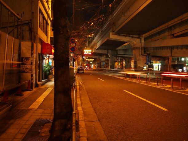 E-PL3で夜景を撮ってみました