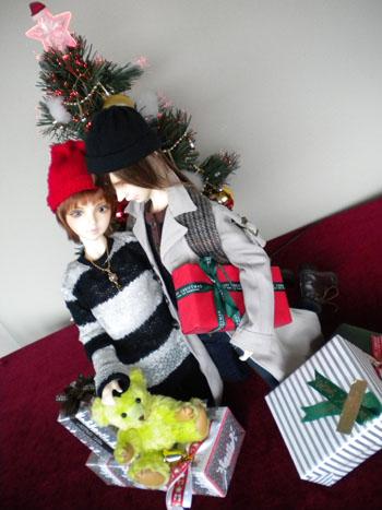クリスマス(紫乃&ネェさん)