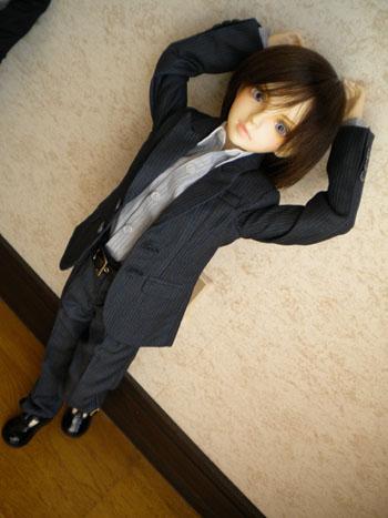 スーツ柴乃
