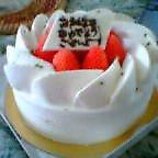ニューオータニ博多のバースデーケーキ