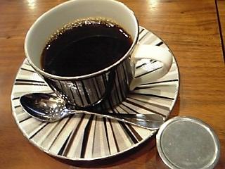 「ブレンドコーヒー」カフェコンフォート(福岡市)