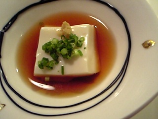 「嶺岡豆腐」おやど二本の葦束 馳走庵(由布院)