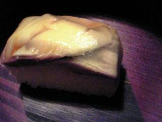 「鯖の押し寿司」おやど二本の葦束 馳走庵(由布院)