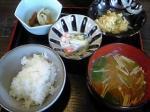 「お昼の定食」千束(福岡市)