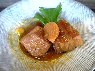 「ぬかみそ煮 肉」千束(福岡市)