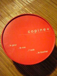 copine+(コピーヌ)のチーズケーキ「蔵王」