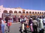 エジプトの観光客