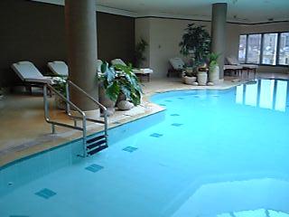 「プール」フォーシーズンズホテル カイロ ナイルプラザ(エジプト)