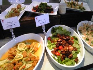 「ニチレイフーズ」2009年 第11回九州外食産業フェア
