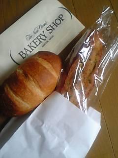 「ガーリックフランス&スモークチーズ」グリーンハウス(福岡市)