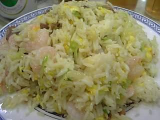 「炒飯」廣東焼味餐廰(香港)