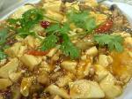 「麻婆豆腐」廣東焼味餐廰(香港)