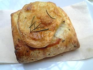 「ポテトとチーズのローズマリースコーン」IDÉE CAFÉ PARC(港区赤坂)