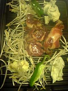 「ジンギスカン」あおやまのラムロース使用(北海道)