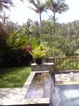 「プライベートプール」カマンダル・リゾート&スパ(ウブド・バリ島)