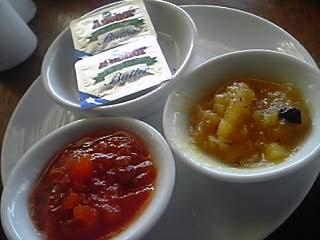 「スターアニス風味ジャム」カマンダル・リゾート&スパ(ウブド・バリ島)