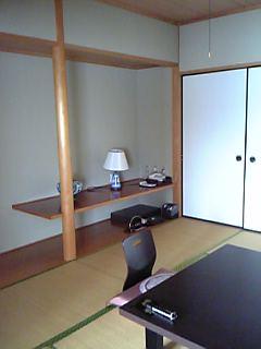 「唐津ロイヤルホテル」スイートルームの和室