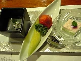 「レディースプラン デザート」唐津ロイヤルホテル