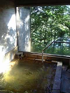「ミドリの湯」宿房 翡翠之庄(長湯温泉)