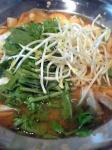 自家製キムチ鍋