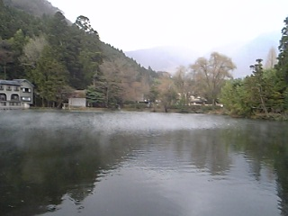 「金鱗湖」(由布院)