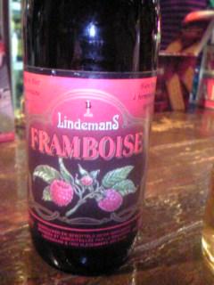 「フランボワーズ(FRAMBOISE)」リンデマンス(ベルギー)