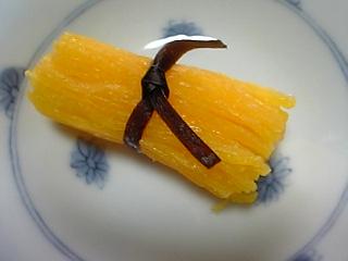 「鶏卵素麺・たばね」松屋(福岡市)