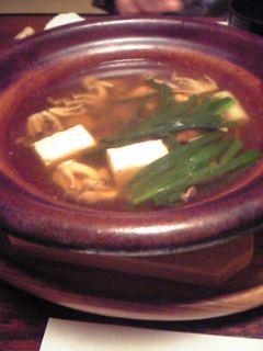 「地鶏鍋」山荘 無量塔(むらた)