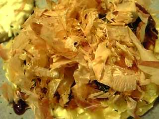 お好み焼き「豚玉チーズ」