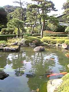 ホテルニューオータニ東京 日本庭園