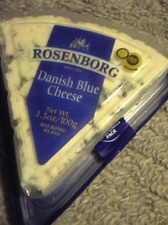 「Danish Blue Cheese」ROSENBORG(デンマーク)