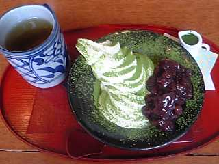 「雪みどり」すみの八女茶 茶亭SUMI(福岡市)