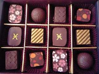 「チョコレート」セルジュ・アレクサンドル(ベルギー)