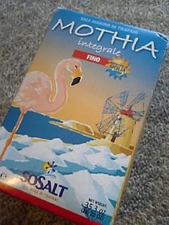 「モティア・サーレ」SOSALT(イタリア)