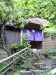 「家族風呂入り口」べっぷ昭和園(別府市)