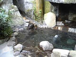 「千の湯」べっぷ昭和園(別府市)