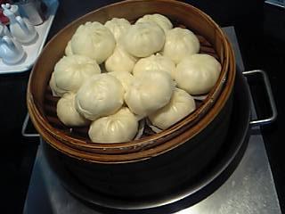 「小肉包」台北国際空港キャセイラウンジ