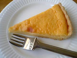 「チーズケーキ」ティールームNicol(大分県由布院温泉)